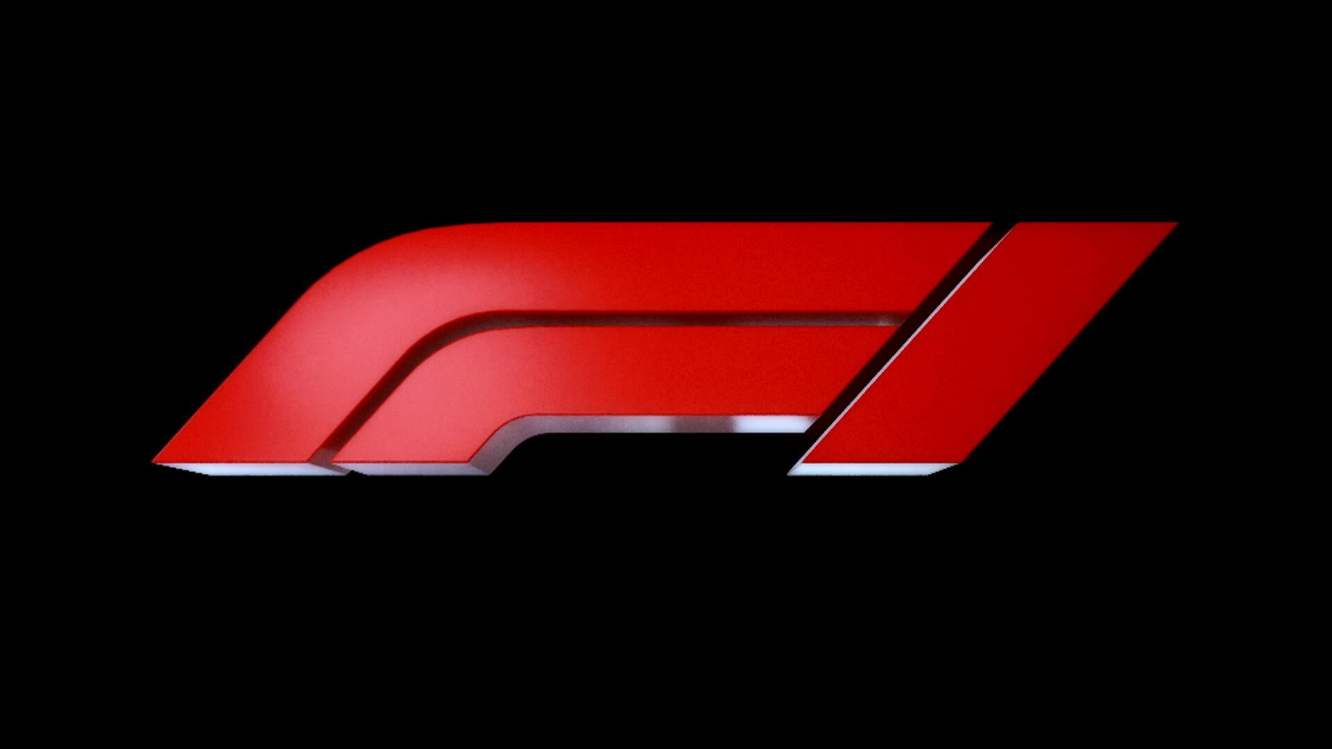 Nuevo logo F1 2018