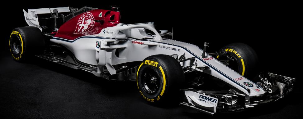El nuevo Sauber C37