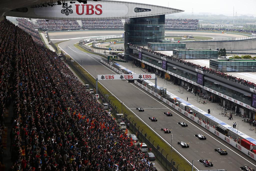 Resultado de imagen de GP CHINA F1
