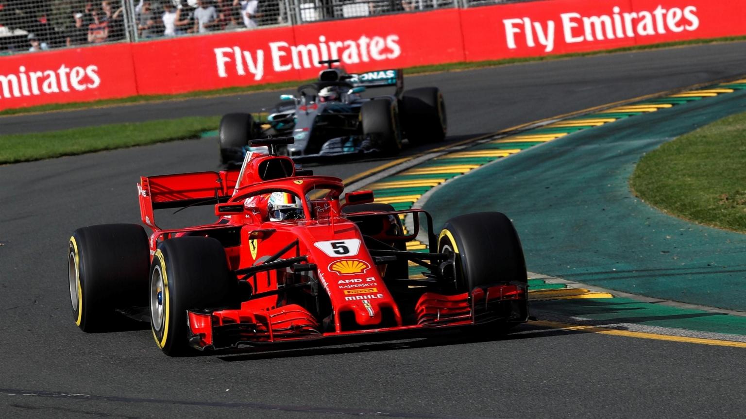 Según Medios Italianos 2018 Es El Año De Ferrari Momentogp