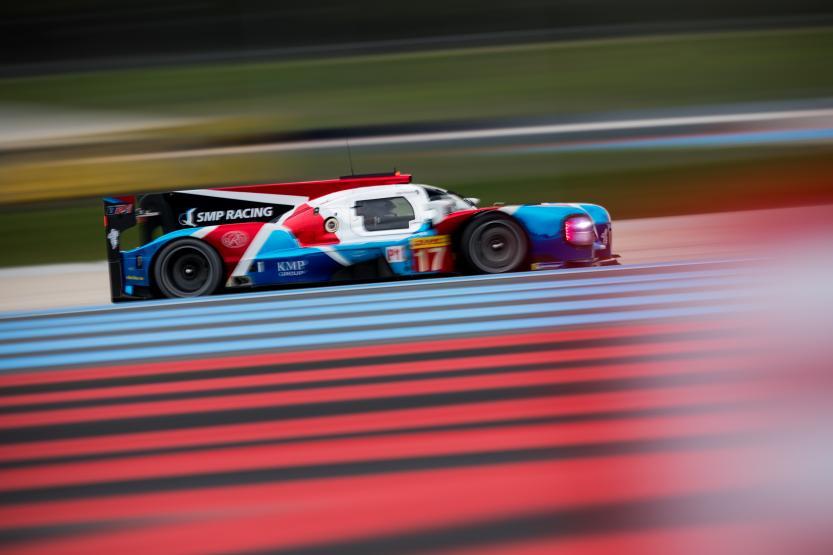 SMP Racing en el WEC Prologue
