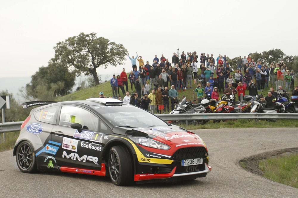 Rally Sierra Morena