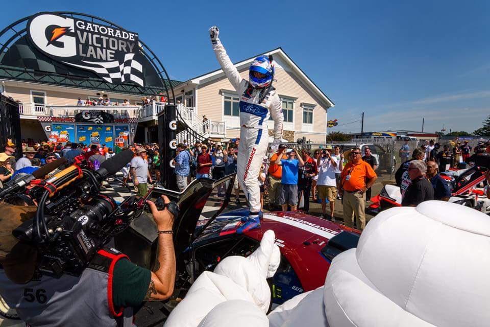 Ford vence en Watkins Glen