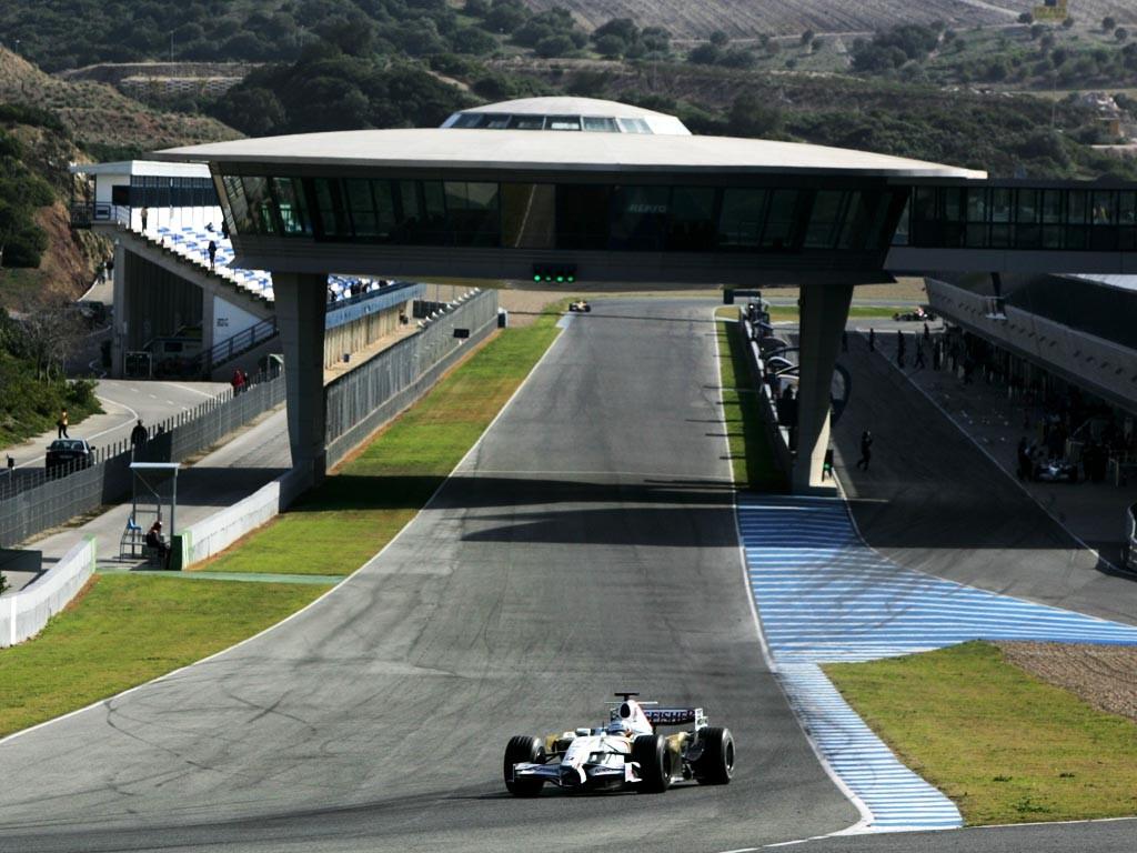 Resultado de imagen de circuito Jerez fórmula 1