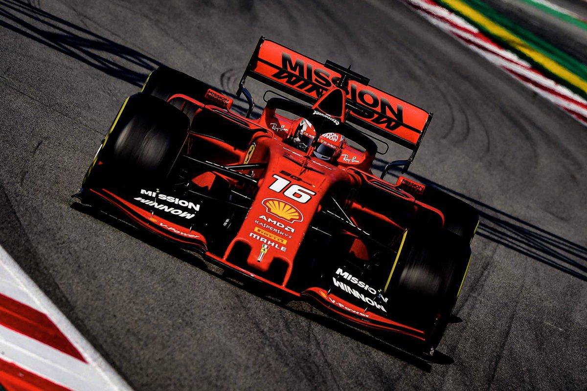 Leclerc Confia En La Remontada De Ferrari Momentogp