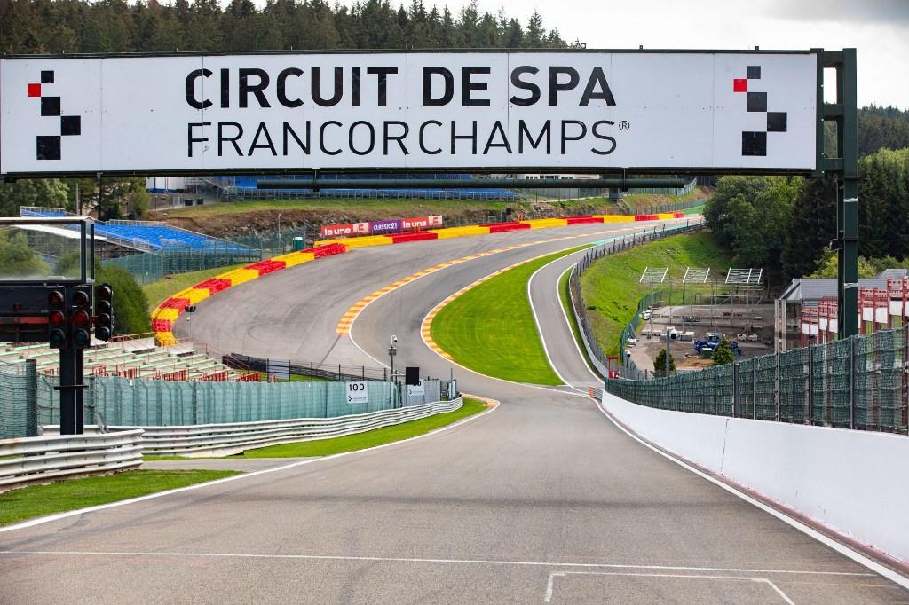 El WEC renueva con Spa Francorchamps hasta 2024 • MomentoGP
